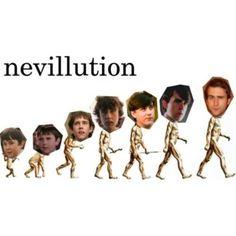 JK Rowling scolds Neville Longbottom For Shirtless Magazine Cover
