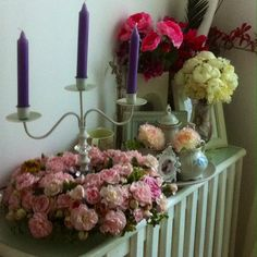 flowers decorarion