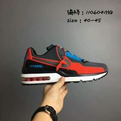 the latest c7f46 c113d Nike Air Max LTD KPU 2018 Men shoes Red Black Blue,buy discount  67  WhatsApp 8613328373859