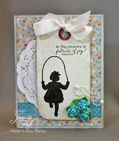 iEmbellish: SNSS: His Child & Mini Tags and Sentiments