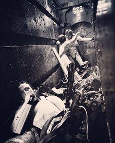 Image result for star wars trash compactor