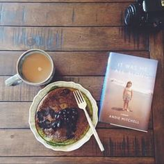 What's better on a Saturday morning than pancakes, a good read, and Califia in your coffee?