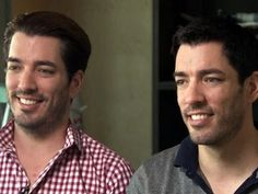 """""""Property Brothers"""" Drew and Jonathan Scott on sibling rivalry"""