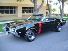 68 Olds 442 - Always been one of my top three favorite cars ('68 Charger and late-60's GTO are other two)
