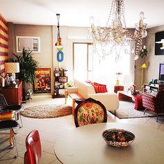 Decorviva! - Inspiração no tom da decoração.: O que é bonito é pra se compartilhar!