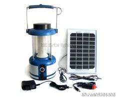 36LED solar camping lantern lamp Solar +AC+Car charger LED emergency light working light Free shipping-in LED Lighting from Lights & Lighting on Aliexpress.com
