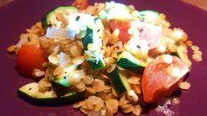 Červená čočka scuketou Potato Salad, Grains, Rice, Cooking Recipes, Potatoes, Lunch, Ethnic Recipes, Chef Recipes, Potato