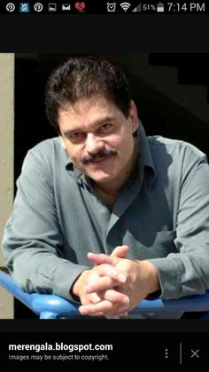 """Lalo Rodríguez - born in 1958 in Carolina, Puerto Rico is a salsa singer and musician is best known for his hit """"Ven Devórame Otra Vez"""". Puerto Rican People, Puerto Rican Men, Puerto Rican Culture, Puerto Rican Music, Puerto Rican Singers, Ruben Blades, Salsa Videos, Famous Latinos, Latino Artists"""