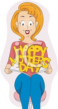 Wonder Mom, Mother's Day Clipart | Mothers Day Clipart | Pinterest ...