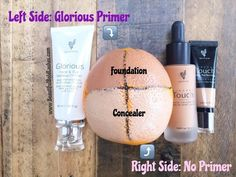 Primer is so important to give you the best results, our primer is perfect