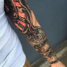 "Lifesinked on Twitter: ""Gambling themed Artist Gabriel-Inkaholik Tattoos https://t.co/KWWL15fbIP"""