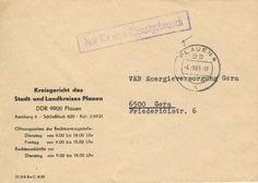 Plauen Kreisgericht des Stadt- und Landkreises Plauen