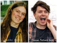 Von Paddy zu Michael Patrick Kelly