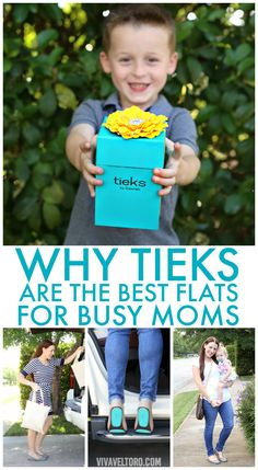 The best flats for busy moms? Tieks by Gavrieli ballet flats, and here's why...