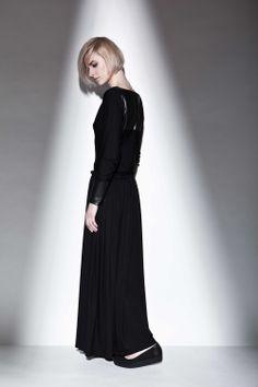"HI-END ""W"" maxi skirt | 16."