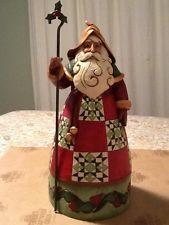 Jim Shore Santa with Cane Classic 4017651