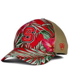 Top of the World North Carolina State Wolfpack Shore Stretch-Fit Cap North  Carolina State 965b2f652047
