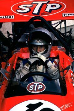 F1 March 701 - Mario Andretti - Spain, Jarama 1970