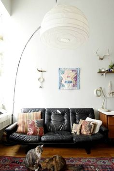 Making the Most of a Tiny Studio | Design*Sponge
