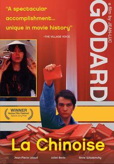 La chinoise  = La china / una película de Jean Luc Godard http://fama.us.es/record=b2655438~S5*spi