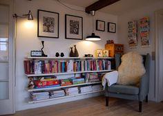 Corner of Living/Bed Room by karkovski, via Flickr