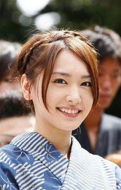 Beautiful Asian Girls, Beautiful Women, Cute Japanese Girl, Japanese Outfits, Japanese Beauty, Japanese Kimono, Female Portrait, Cute Faces, The Girl Who