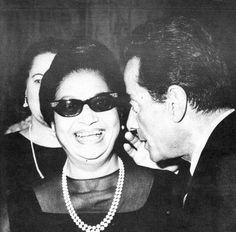 فريد الأطرش & أم كلثوم Farid Al Atrash, Dance Oriental, Egyptian Actress, Old Egypt, Good Old Times, Golden Star, Arabic Art, Old Pictures, Vintage Photos