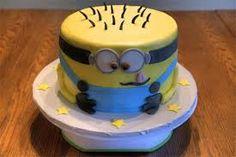 Inspiration for a Minions cake, Novelty Cakes. www.sweetsecretsdubai.com