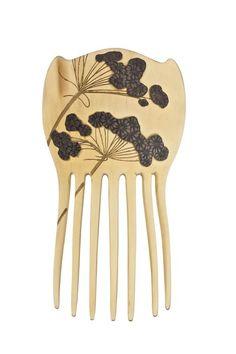 Vintage Hair Comb by René Lalique