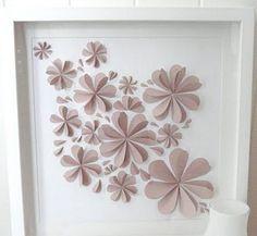Hoje iremos mostrar uma dica de como fazer quadro pra enfeitar a sua casa. A ideia é muito original e passo a passo é bem simples, mas no final você terá um quadro lindo para a sua sala, seu quarto, etc. Você precisará de poucos materiais e muito pouco tempo para fazer esse ar