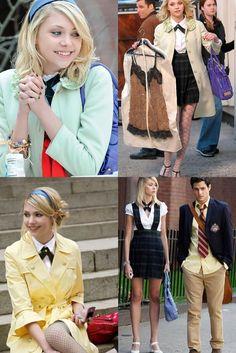 Gossip Girl Jenny, Jenny Humphrey, Taylor Momsen, Blair Waldorf, Girly Outfits, Destruction, Determination, Persona, Look