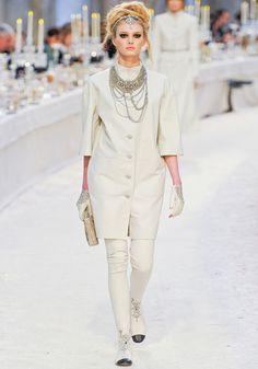 Sigrid Agren chez Chanel
