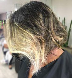 WEBSTA @ vivi_siqueira - Minha amada Irmã @vava_siqueira  de cabelo novo. #Smartbond #smartsquad #blindselfie
