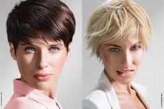 Per la primavera estate 2015, Intermede propone soprattutto tagli capelli corti, tramite pettinature che a volte sono composte altre che, seguendo i trend del momento, vengono realizzate con effett...