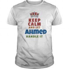 I Love Ahmed Shirts & Tees