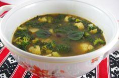 Kale Vegetable Soup (GF, Paleo, Vegan) - Thyme and Tarragon