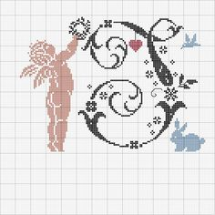 Cross Stitching, Cross Stitch Embroidery, Cross Stitch Patterns, Cross Stitch Pictures, Cross Stitch Needles, Monogram Alphabet, Cross Stitch Alphabet, Needlepoint, Needlework