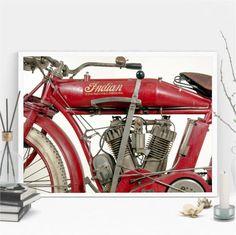poster moto 12 - 30x40cm