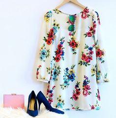 Spring dress- Lulu's - StudentRate