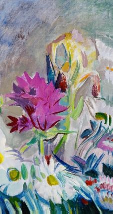 Isaac Grünewald Henri Matisse, Garden Painting, Painting & Drawing, Flower Art, Art Nouveau, Liberty, Wall Art, Drawings, Floral