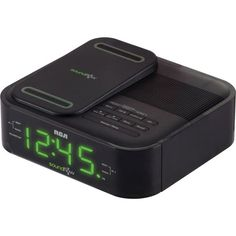 RCA Clock Radio with Soundflow Wireless Audio and USB Charging ** More info could be found at the image url.Note:It is affiliate link to Amazon.