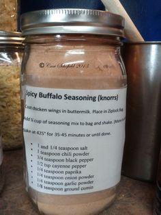 Buffalo Spice Mix