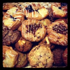 Miniature Breakfast Pastries