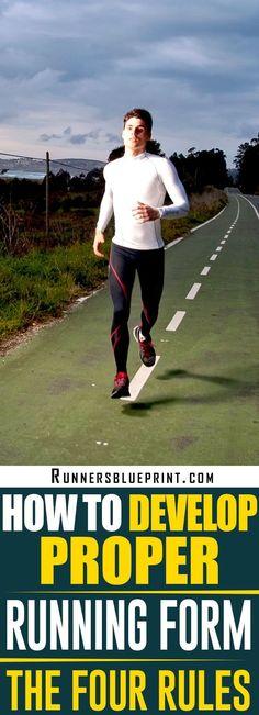 34 best Proper Running Form images on Pinterest | Jogging tips ...