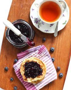 Blueberry plum-butter. Get the recipe.