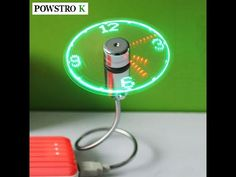 FunVid   USB Fan with LED Light