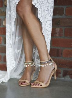 63699357da7 72 Delightful Boho Wedding Shoes images