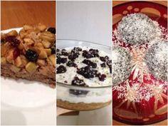 Dulciuri dietetice by Carmen Bruma - trenda. Cereal, Oatmeal, Low Carb, Gluten, Breakfast, Food, Mists, Per Diem, Low Carb Recipes
