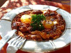 online worldwide recipes: Ojja Merguez