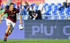 AS Roma, rientro più vicino per Francesco Totti #totti # #infortunio # #roma